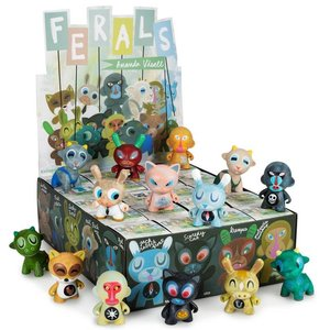 Ferals Mini Series by Amanda Visell - Sealed Case (20 pieces)