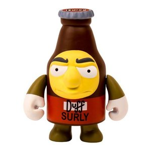 "Kidrobot 3"" Surly Duff (The Simpsons) by Matt Groening"