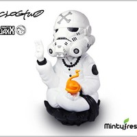 ToyCon Exclusive #4 - Trooper Lotus (Original) by Clogtwo x Mighty Jaxx