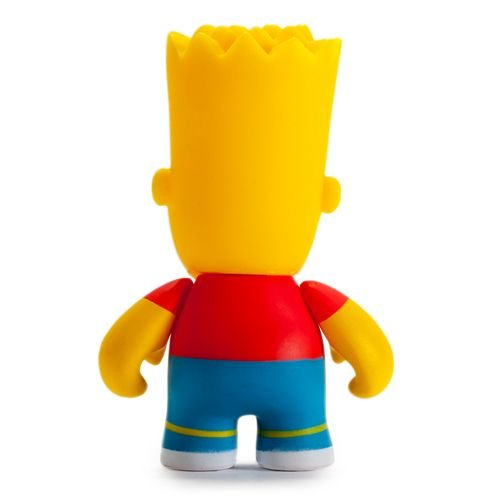"""Kidrobot 3"""" Bart Grin (The Simpsons) by Ron English"""