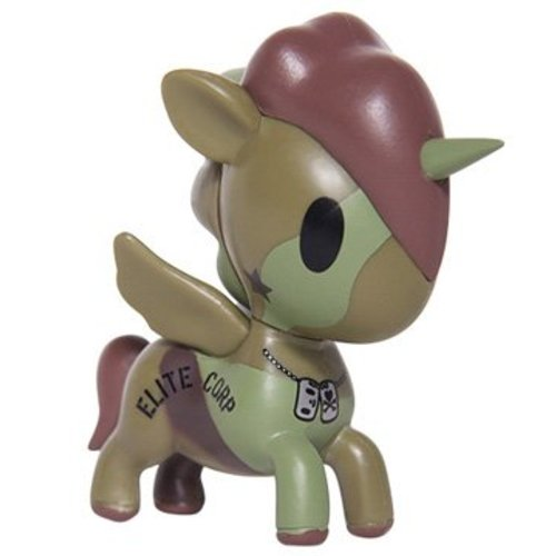 Sergeant Rumble - Unicorno series 2 by Tokidoki