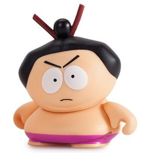 Kidrobot Sumo 3/20 - The Many Faces of Cartman Series (South Park)