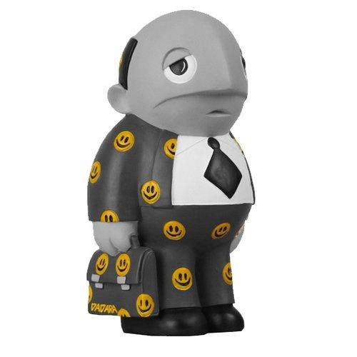 """6"""" Greyman (Smiley) by Dadara"""