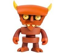 """6"""" Robot Devil (Futurama) by Matt Groening"""