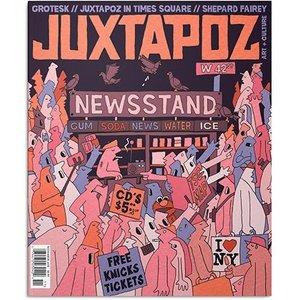 Juxtapoz #178 (November 2015) Grotesk