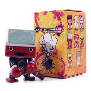 A Better Tomorrow Trexi series - 1x Blindbox