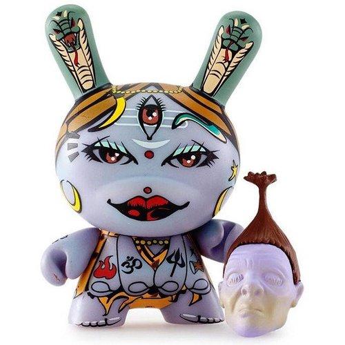 Kidrobot Shiva 3/40 - Mishka Dunny series