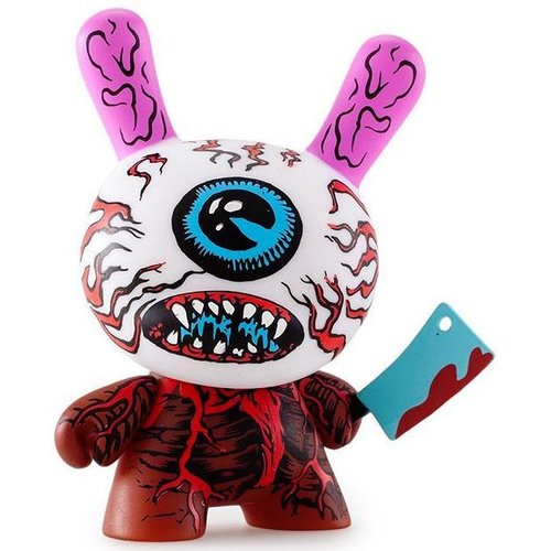 Kidrobot Keep Watch 1/40 - Mishka Dunny series