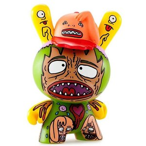 Kidrobot Space Friend ?/?? - Mishka Dunny series