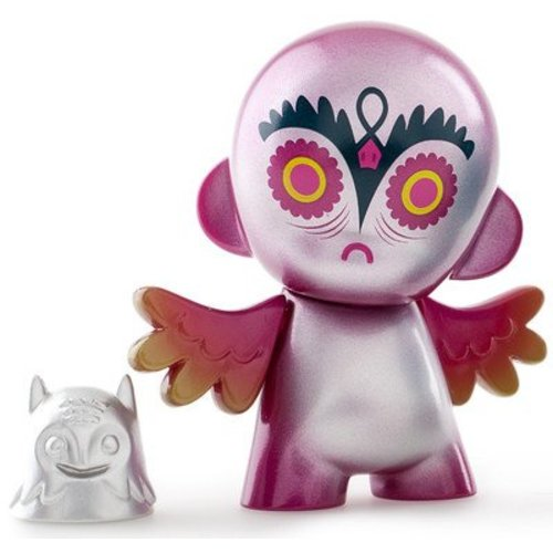Kidrobot Dan 1/20 - Nightriders Mini series by Nathan Jurevicius