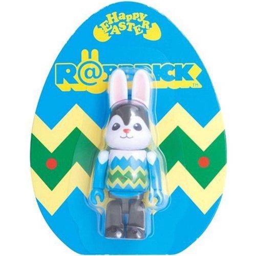 100% Rabbrick - Easter Rabbrick (Blue)