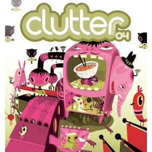 Clutter #04 (June 2005) We Love NJ