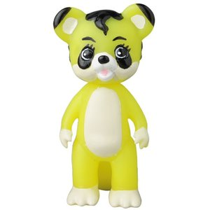 Medicom Toys Raccoon Pokopon (Yellow) VAG series 6 by Anraku Ansaku
