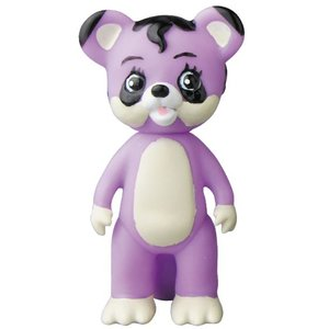Medicom Toys Raccoon Pokopon (Purple) VAG series 6 by Anraku Ansaku