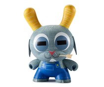 "8"" Buck Wethers Dunny by Amanda Visell"
