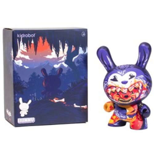 """8"""" Dunnibal Dunny by ILoveDust"""