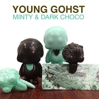 Young Gohst (Minty & Dark Choco) by FERG x Grody Shogun