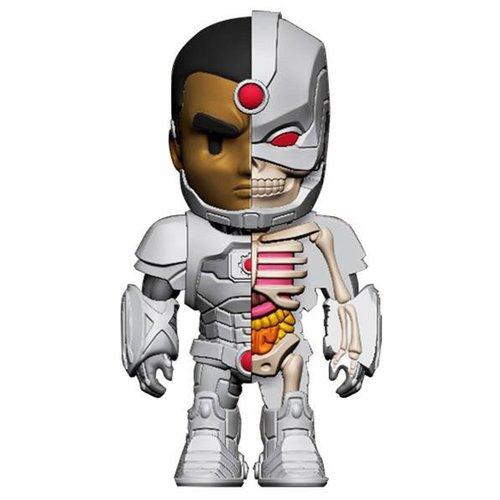 Cyborg (XXRAY) by Jason Freeny