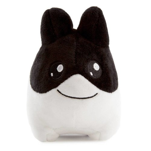 "Kidrobot 4.5"" Litton Plush (Black) by Frank Kozik x Kidrobot"
