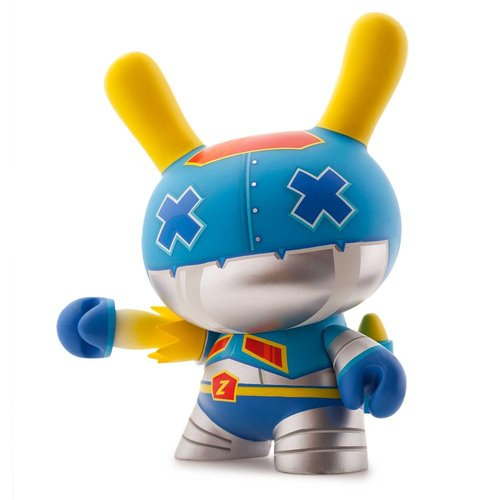"Kidrobot 5"" Dairobo Z Dunny by Dolly Oblong"