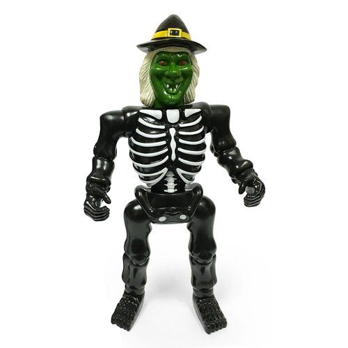 "10"" Skull Witch by Awesome Toy"