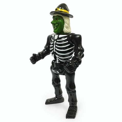 """10"""" Skull Witch by Awesome Toy"""