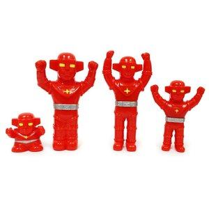 Fake Baron Mini Set (4 pcs) by Awesome Toy