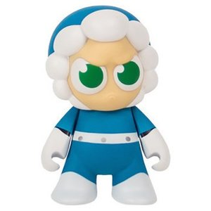 Kidrobot Ice Man 2/20 - Mega Man mini series by CapCom