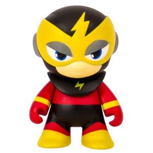 Kidrobot Elec Man 2/20 - Mega Man mini series by CapCom