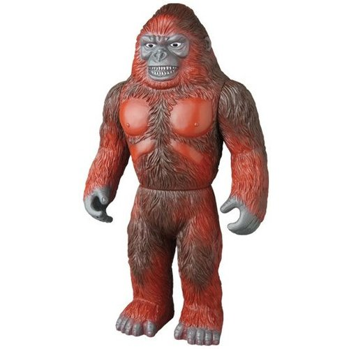"Awesome Toy 10"" Big Foot (Dark Brown) by Awesome Toy"