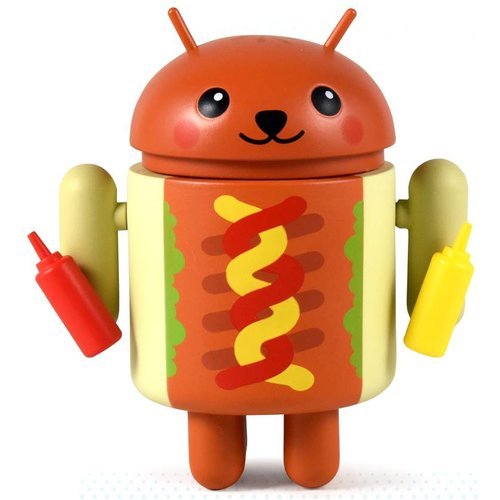Jessica Wang 2/16 (Hot Dog) Android Series 6