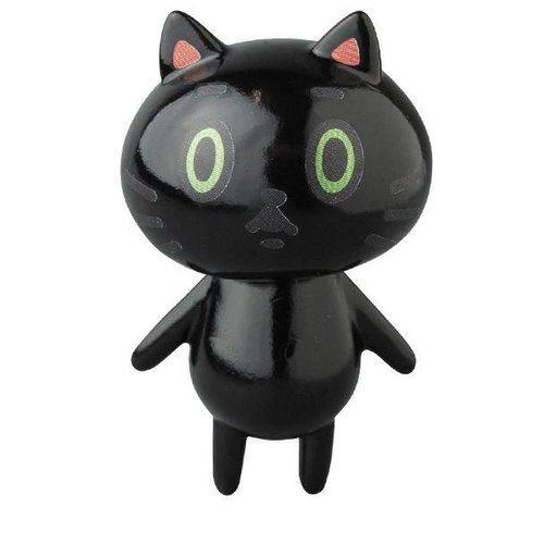Medicom Toys Zodiac Cat (Black) VAG series 8 by Baketan