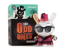 The Odd Ones Dunny Series by Scott Tolleson - 1x Blindbox