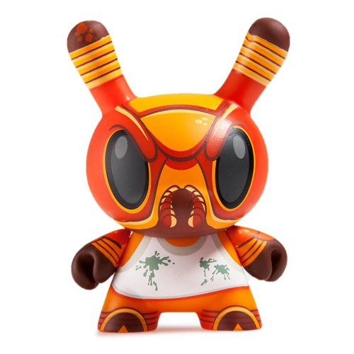 Kidrobot The Odd Ones Dunny Series by Scott Tolleson - Sealed Case (20 pieces)