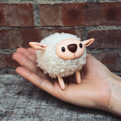 Little Bo Peep's Sheep - By FuFuFanny