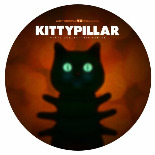 """3A Toys 8"""" Kittypillar (Bombay) ThreeA x Casey Weldon"""