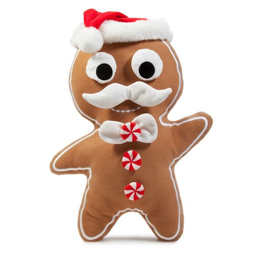 "16"" Gingerbread Jimmy Plush (Yummy World) by Heidi Kenney"