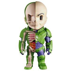 Mighty Jaxx Lex Luthor (XXRAY) by Jason Freeny