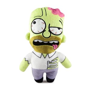 "Kidrobot 8"" Homer Phunny Plush (The Simpsons Tree House of Horrors)"