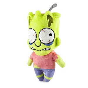 "Kidrobot 8"" Bart Phunny Plush (The Simpsons Tree House of Horrors)"