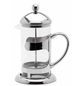 Weis 183458 Pressfilterkanne Kaffeebereiter aus Glas und Edelstahl 750ml