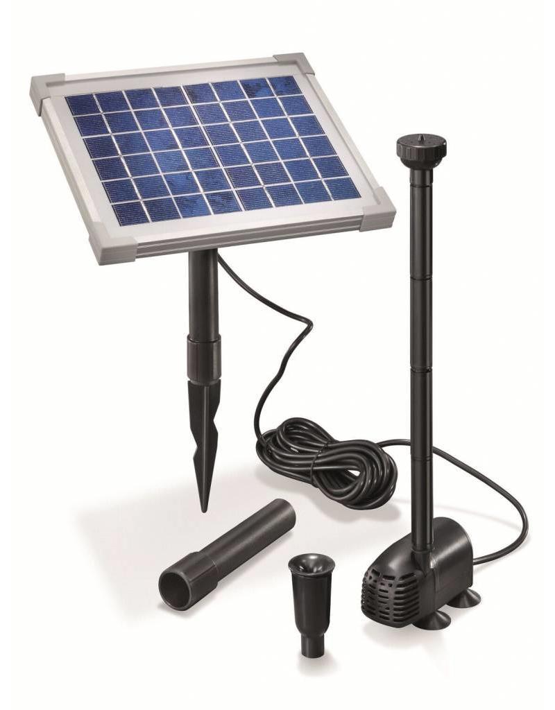 Esotec 101012 Solarpumpensystem Solarpumpe Solar Teichpumpe Water Splash 5/470