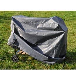 Schutzhülle Abdeckung Hülle für Grill Grillwagen 90x60x115cm anthrazit 61056