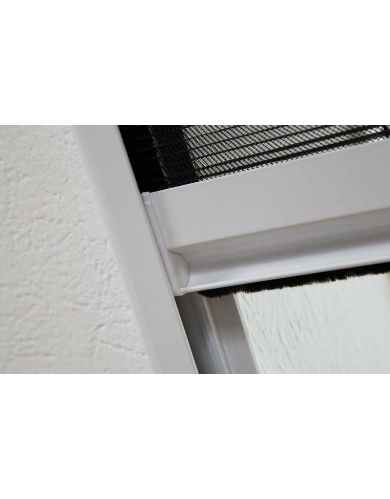 Insektenschutz Dachfenster Plissee 160x180cm Weiss 101160301 Vh