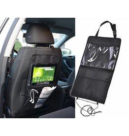 PKW Rücksitz Organizer Rücksitztasche mit Tablet-PC Tasche 30x52cm 95119