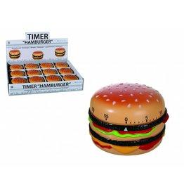 Kurzzeitmesser Timer Küchentimmer Hamburger Durchmesser 8cm 71 2763