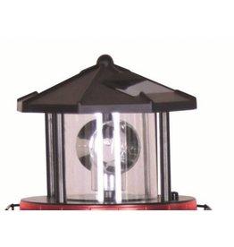 Signalkopf Solaraufsatz für Leuchtturm Höhe ca. 11cm Durchm. ca. 10 cm 1003617