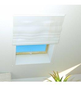 Dachfenster Insektenschutz BASIC 110x160cm weiss kürzbar 101400201-VH