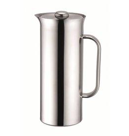Weis 18110 Pressfilterkanne Kaffeebereiter Kaffeezubereiter 700ml bis 8 Std.heiß
