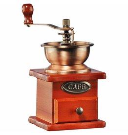 Kaffeemühle mit Keramik-Kegelmahlwerk Mahlgrad einstellbar 14052